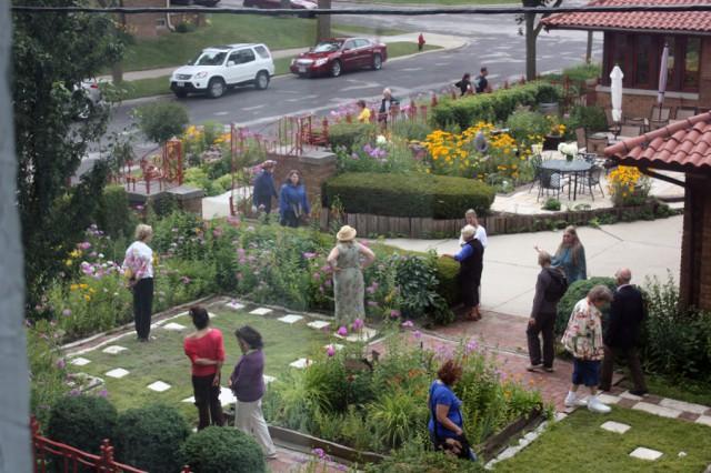 Eastside Milwaukee Garden Tour – July 28, 2013 (Set 3)